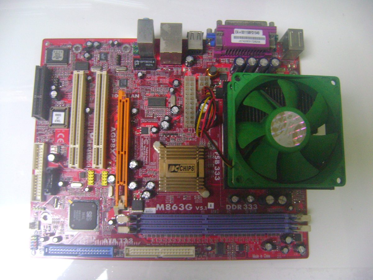 PCCHIPS M863G V5 WINDOWS VISTA DRIVER