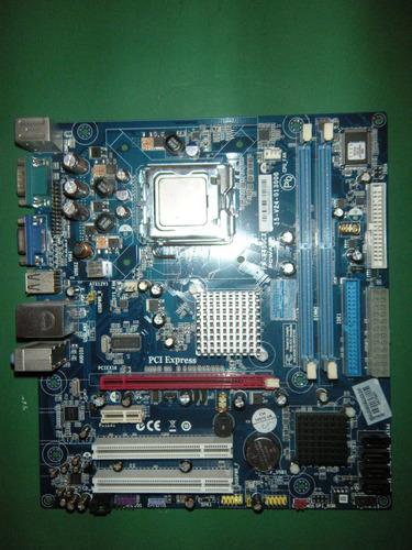 placa mãe pentium dual core 2.50 ghz.