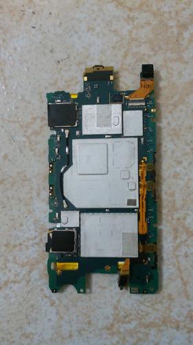 placa mãe principal sony z3 compact d5833 (com defeito )