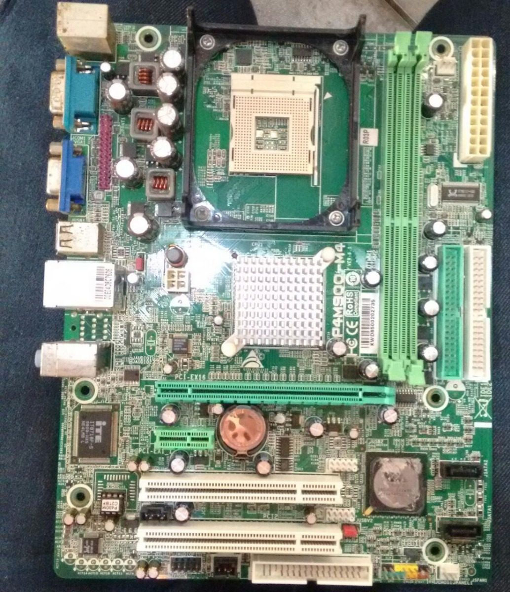 Biostar P4M900-M4 64 Bit