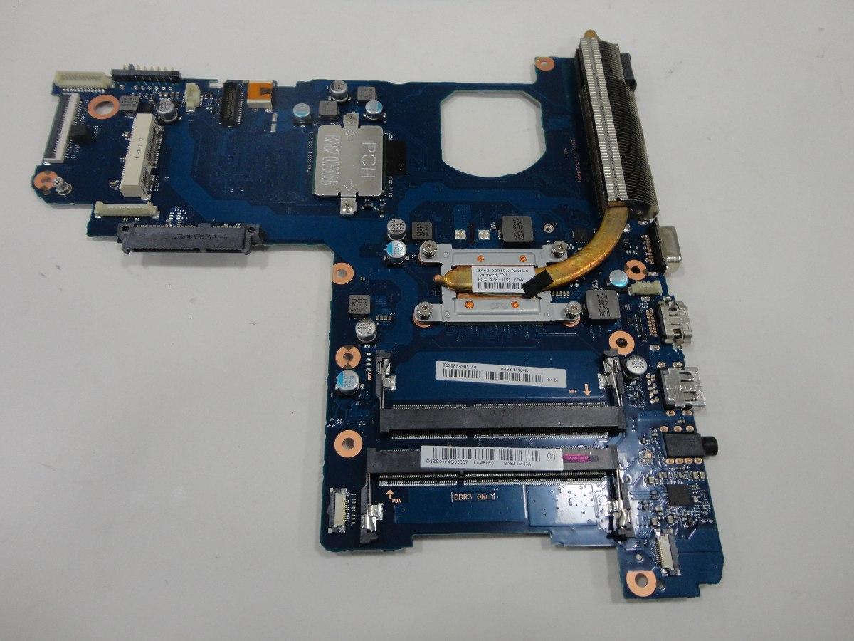 Notebook samsung ativ book 2 270e4e-kda - Placa M E Samsung Ativ Book 2 Np270e4e Intel Celeron 1007u Carregando Zoom