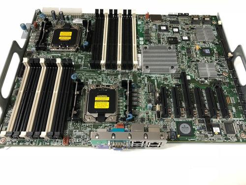 placa mãe servidor hp ml350 g6 pn 461317-001 461317-002 c/nf