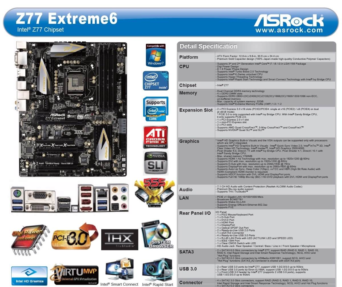 ASROCK Z77 EXTREME6 INTEL AHCI DRIVER FOR WINDOWS