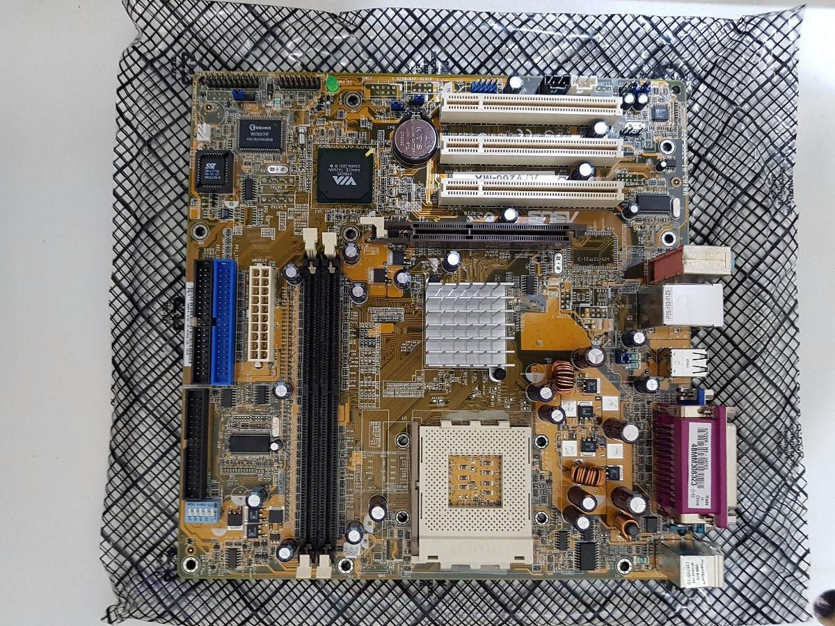 DRIVERS: ASUS A7V266-E CHIPSET