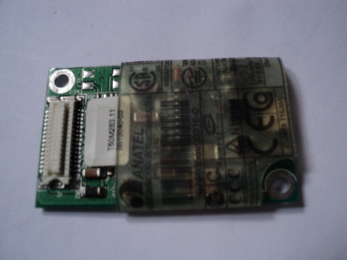 placa mini modem notebook hp compaq nc6000 t60m283.11