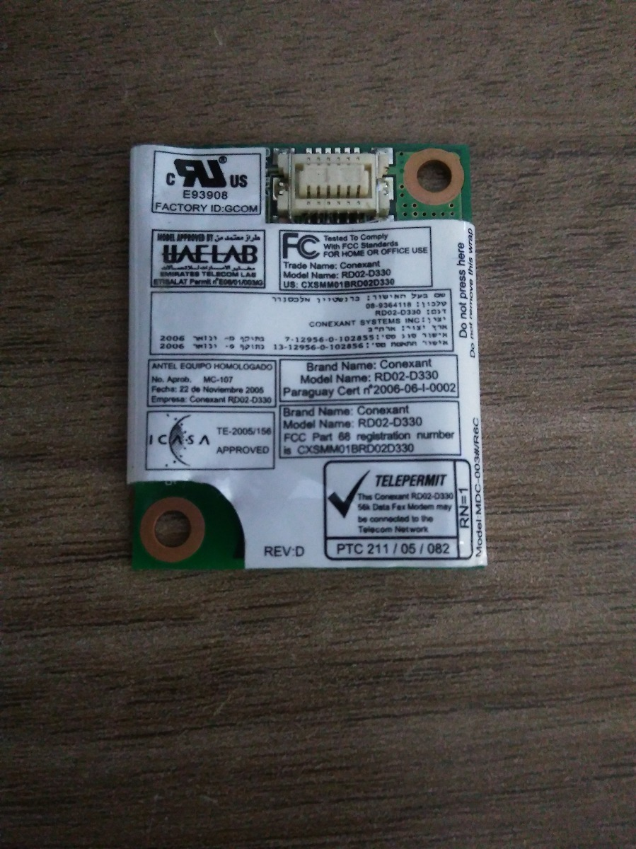 Acer Aspire 5536 Notebook Conexant Modem Driver for Windows 7
