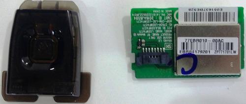 placa módulo wifi + botão power tv lg 43lj5550