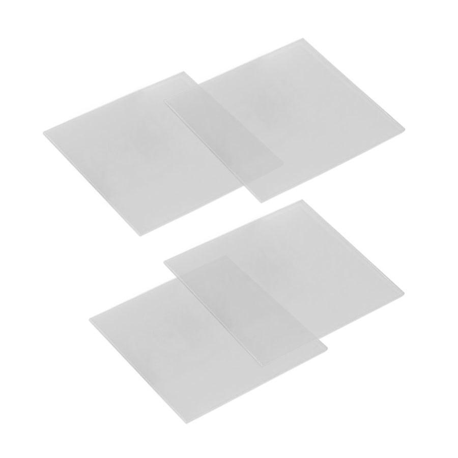 Placa Moldeira Clareamento Eva Soft 1 0mm C 10 Vh R 36 70 Em