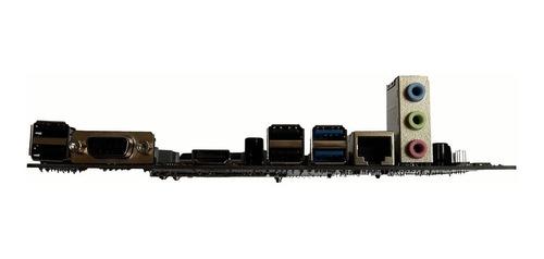 placa motherboard h81 lga 1150 4ta generacion, nueva