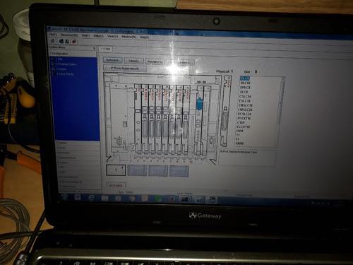 placa mpr panasonic kx-tde6101 atualize seu pabx tda p/ tde