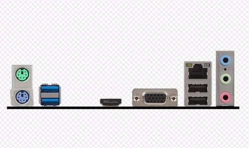 placa msi h110m pro vh plus 6ta generación lga 1151 nuevo