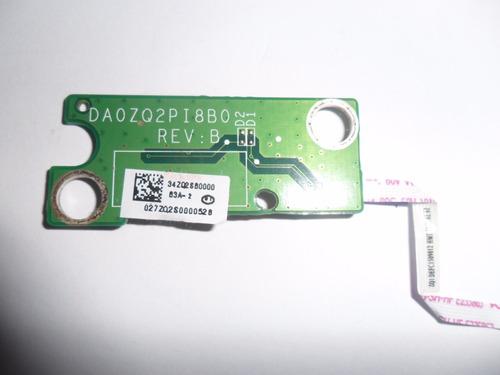 placa multimidia notebook acer aspire 4553 series  original