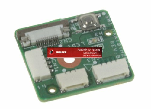 placa on/off notebook pavilion dv9000 pn daat9th28b2