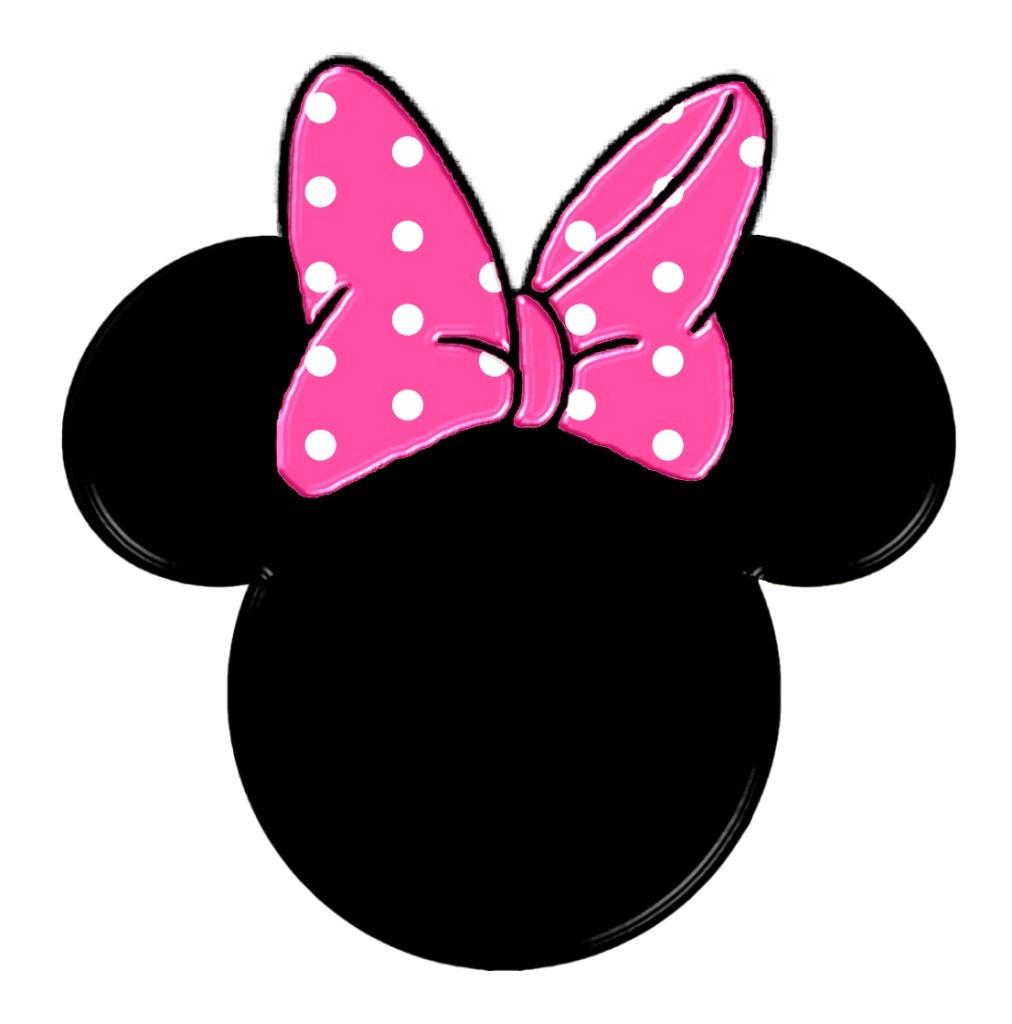placa painel minnie rosa elipse 60cm envio48hs r  35 99 minnie mouse clipart jpg minnie mouse clipart head