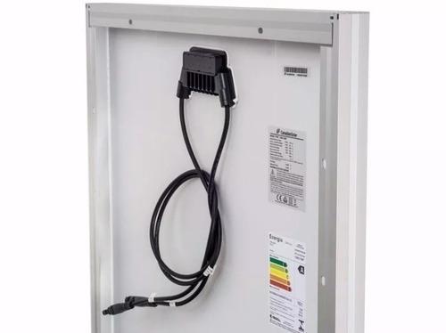 placa / painel / módulo solar byd 325w  + par mc4