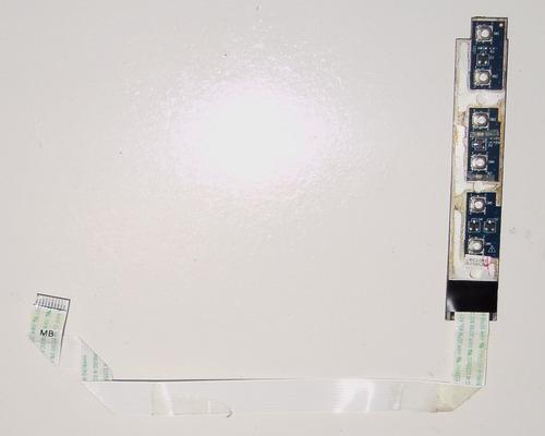 placa painel multimidia acer 4540 4535 4736z - ls-4921p