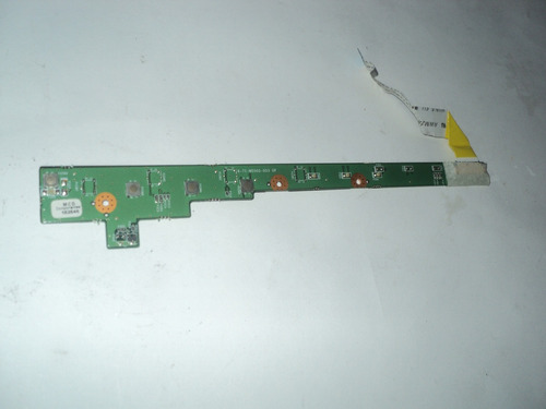 placa painel multimidia notebook amazon pc a538 6-71m55gs-00