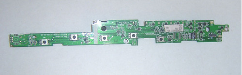 placa painel multimidia notebook hp pavilion xh226 455416320