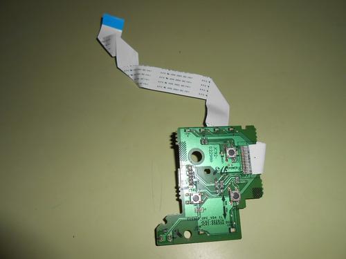 placa painel operador samsung clp-325w