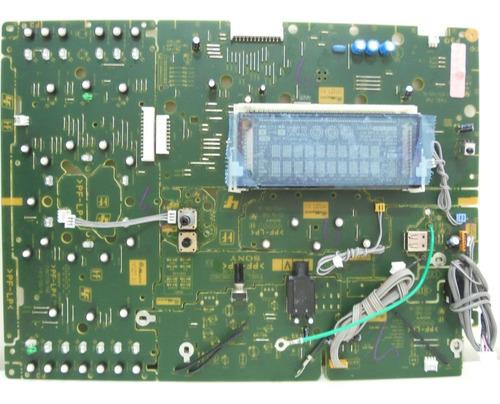 placa painel som sony gtx66 gtx77 mb90m407pf 1-872-593-12