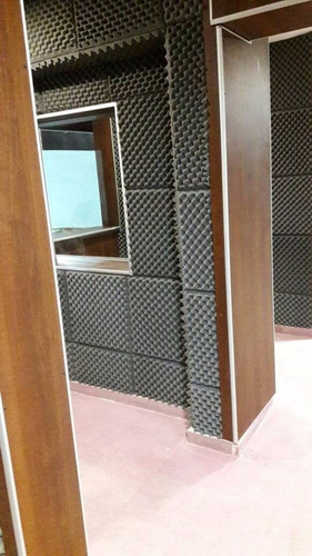 placa panel acustico a40 conos sala radios estudios maquinas