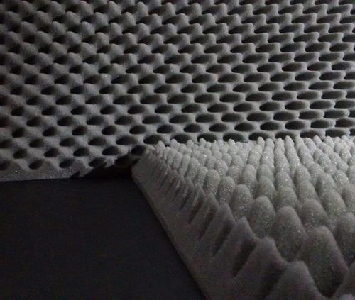 placa panel acustico conos basic 500x500x25mm musycom