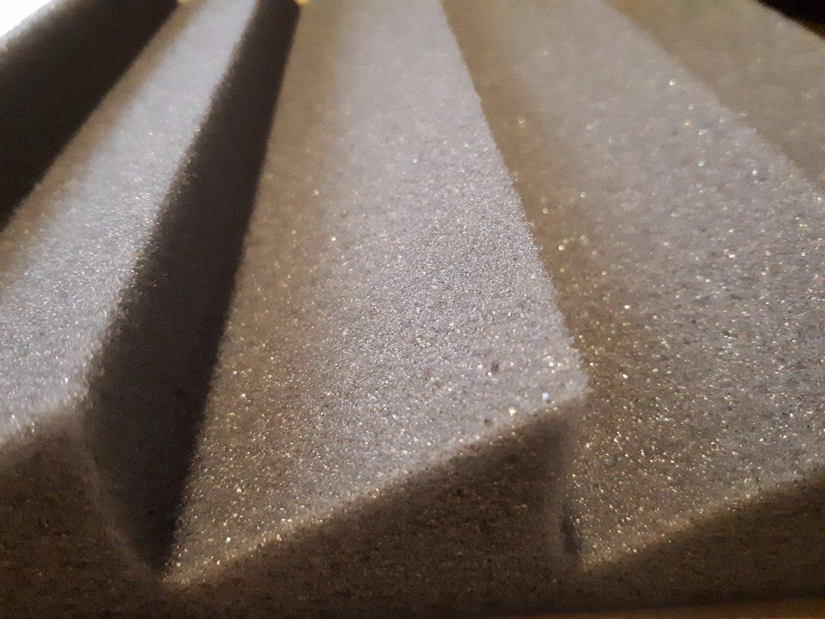 placa panel acústico espuma diseño saw 500 x 500 x 50 mm. Cargando zoom. 917e6667b2d