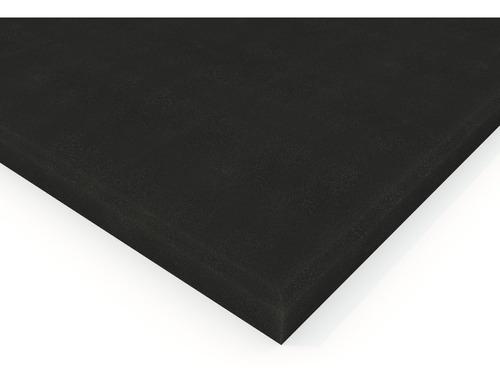 placa panel acustico liso 500x500x25mm c/retardodellama