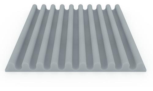 placa panel acustico premium ignifugo ciclos 50mm espesor
