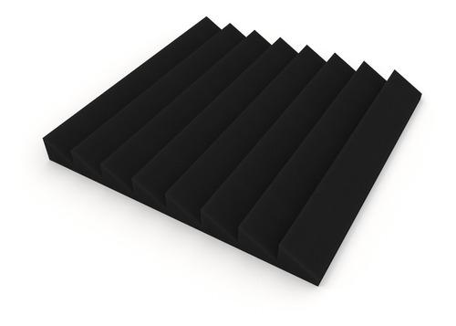 placa panel acústico saw 500x500x30mm c/retardante llama