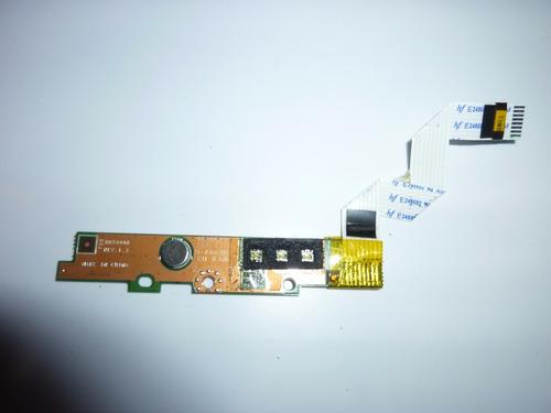 placa panel led de netbook lenovo s10-3c bh5999b
