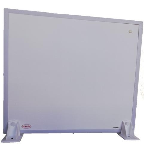 placa panel radiante con patas calefactor estufa electrica