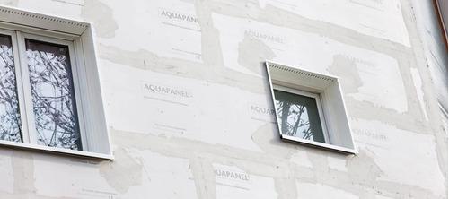 placa para exterior cementicia knauf -oferta- 8mm 1.20 x2.40