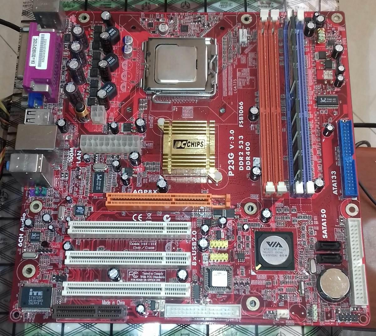 NEW DRIVER: PCCHIPS P23G P4M800 CEP4M800 PRO CHIPSET VGA