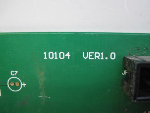 placa pci 10104 ver1.0 captura de imagens cftv
