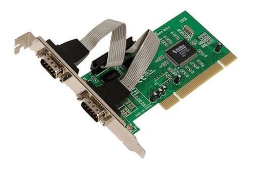 placa pci  2 serial noga kw-239 db9