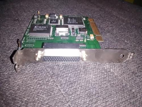 placa pci digital image capture for dvc 44-pin (pl125)