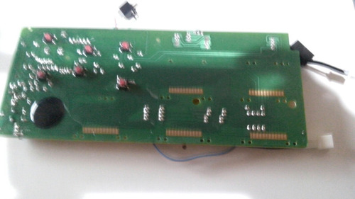 placa pci do painel da esteira lx-160 g1 movement