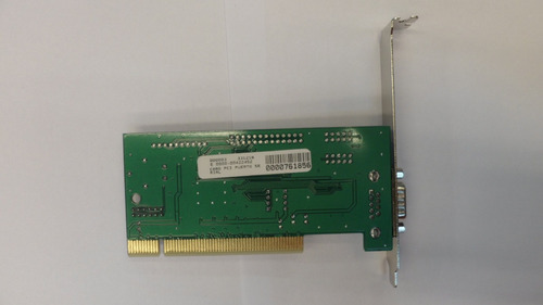 placa pci serial db-9 macho 32 bit netmos nm9820cv e1560