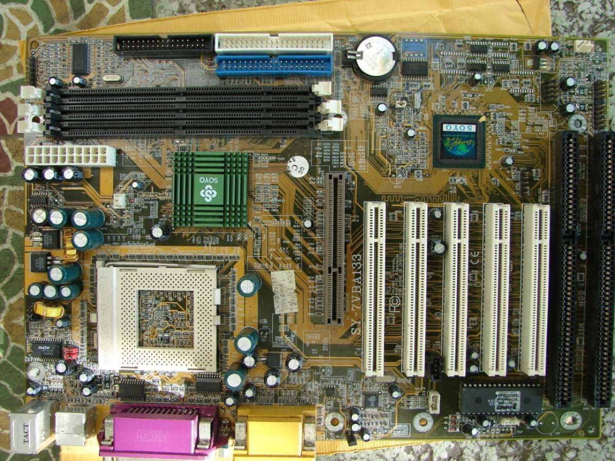 Motherboard drivers soyo