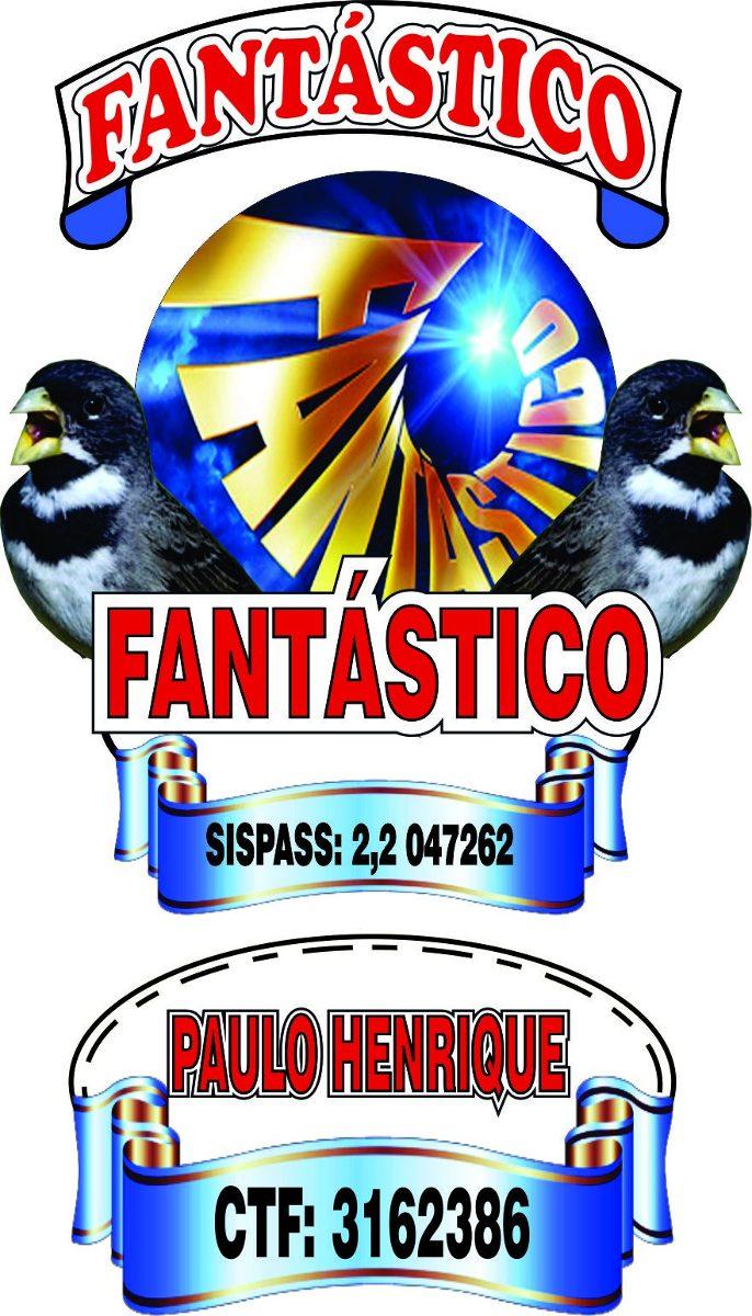 Placa Personalizada De Gaiola P  Pássaros Melhor Preco - R  45 593e8929260