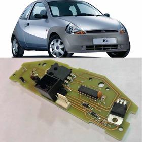 Placa-plaqueta De Calefaccion Y Aire Acondic Para Ford Ka