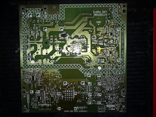 placa potência fonte tv aoc le48d1452