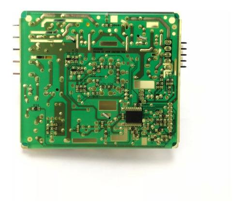 placa potência lavadora ltd06 electrolux original 70203217