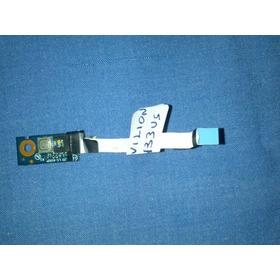 Placa Power Botão Liga Desliga Notebook Hp Dv4 G42