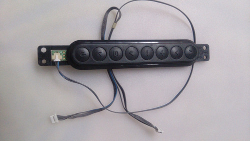 placa power botão power teclado tv lg 32/39/42/50/55 ln5400