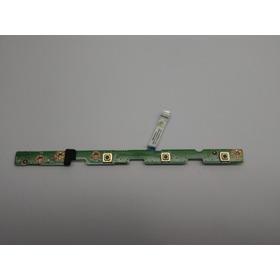 Placa Power Button 81b605 Fb6b02 Sim+7930 Arq-01