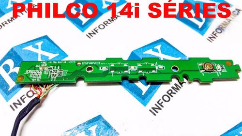 placa power on off philco 14i séries 72r-e14hu0-c41