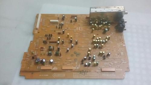 placa principal aparelho de som lg mcd502