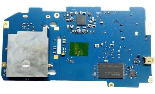 placa principal camera sony dsc h300 original novo